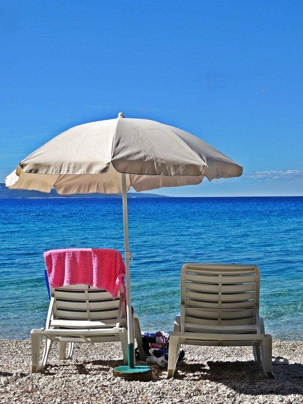 Beach Adriatic
